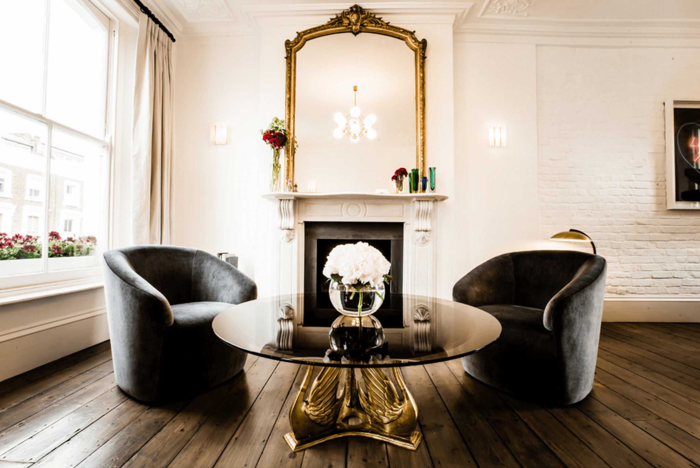 gold-mirror-mantel