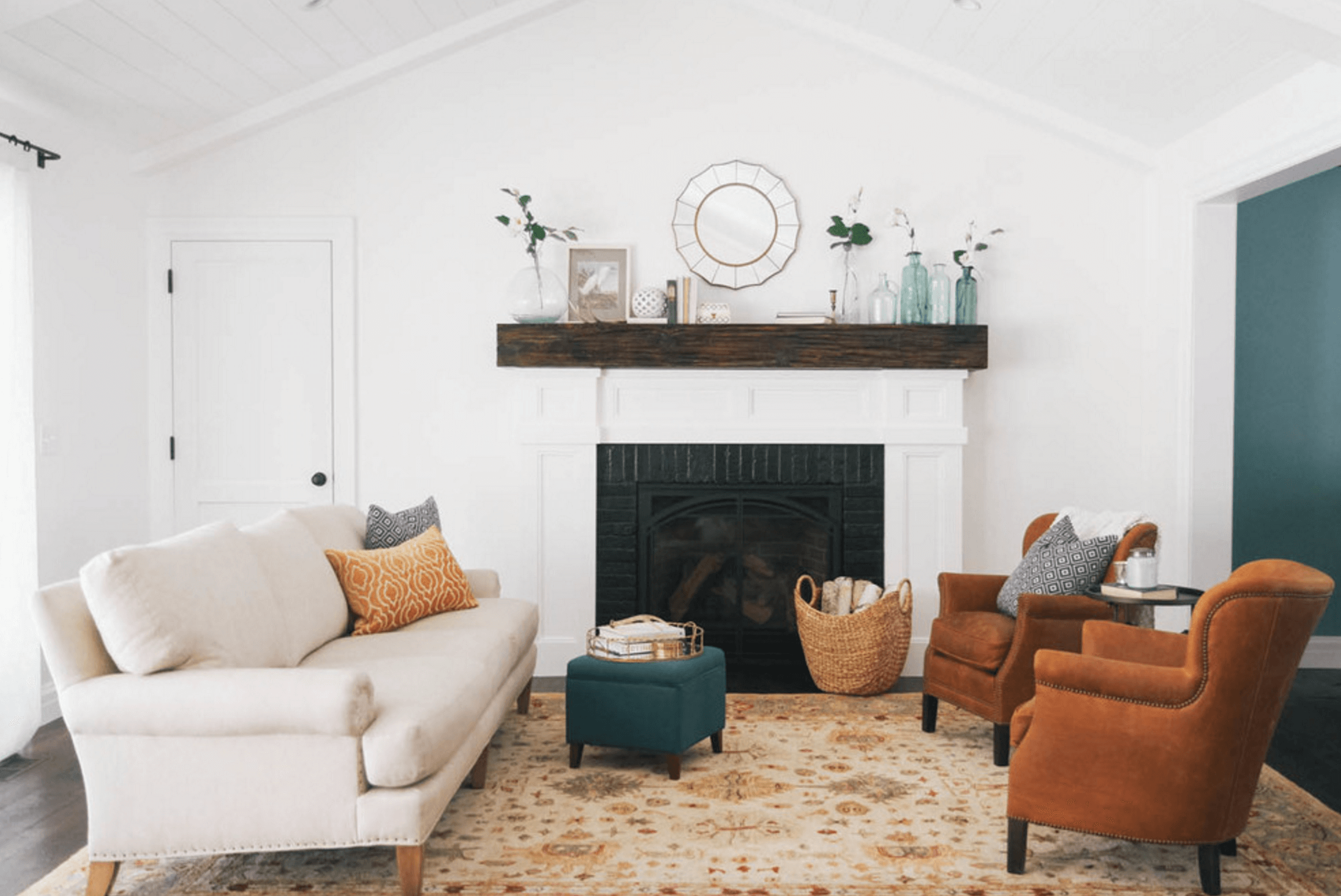 15 Mantel Decorating Ideas For A Fireplace Page 2 Of 2 Design Birdy