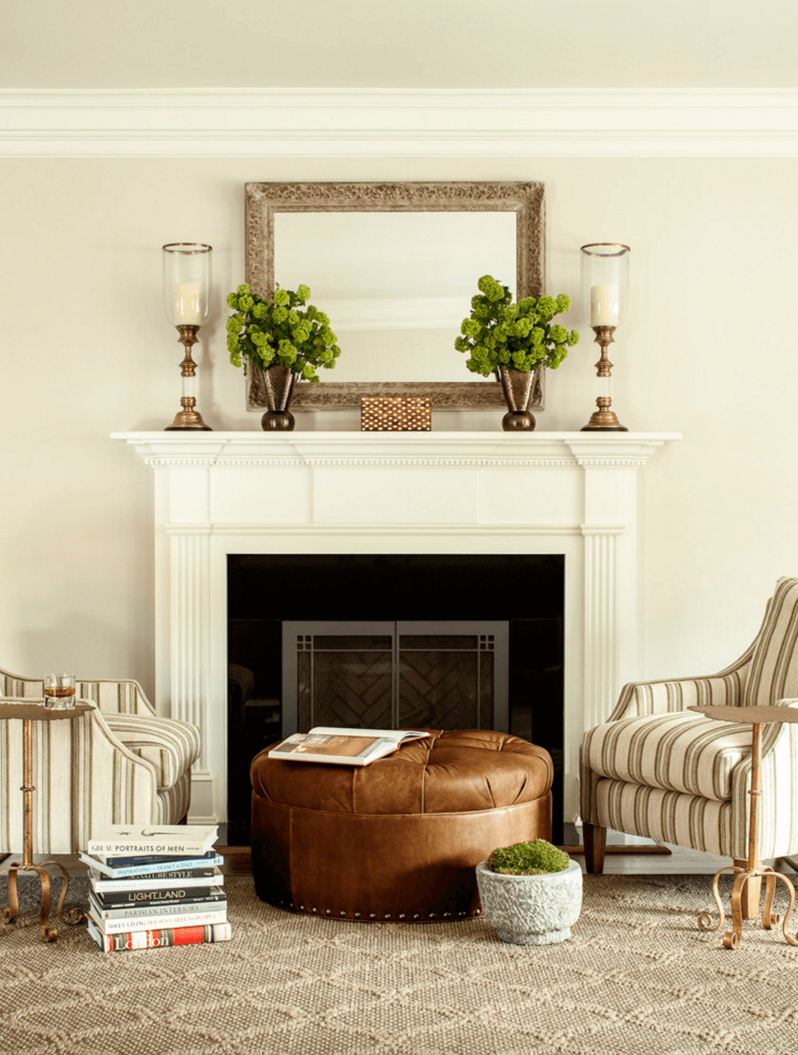 15 Mantel Decorating Ideas for a Fireplace