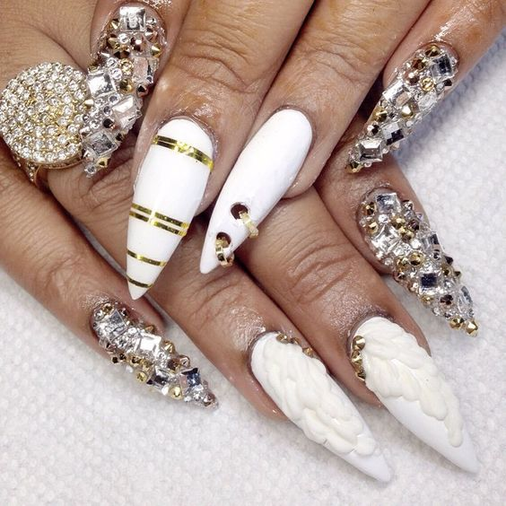 25 Nail Piercing Ideas – Design Birdy