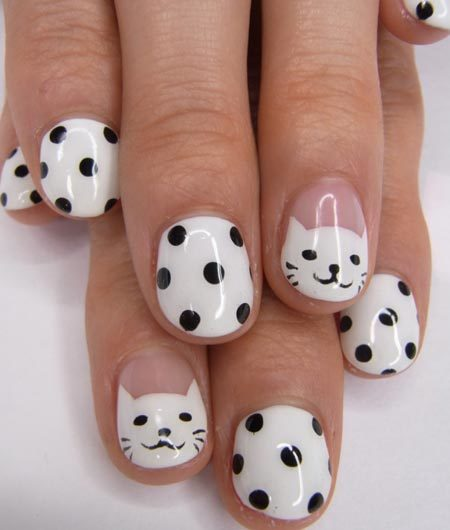 cat-nails-design