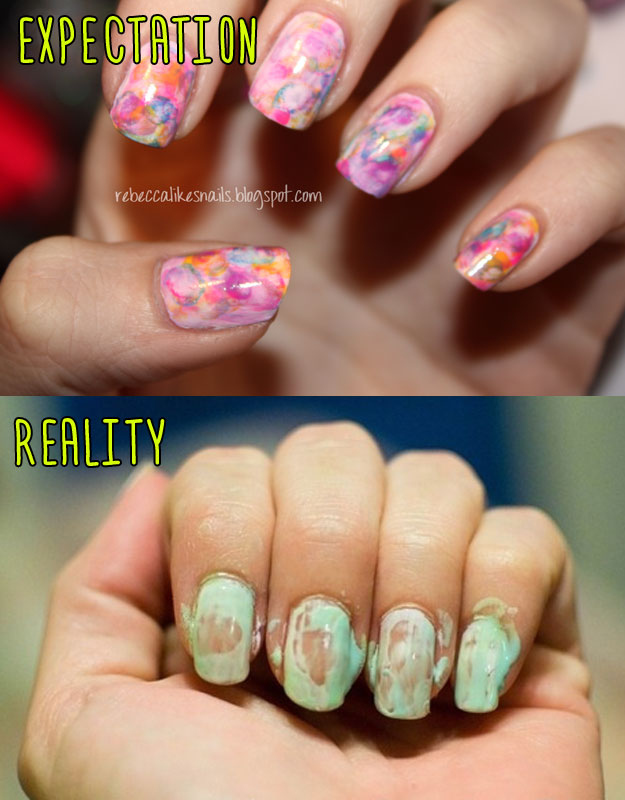 20 Worst Nail Fails Expectation Vs Reality Page 2 Of 2 Design Birdy
