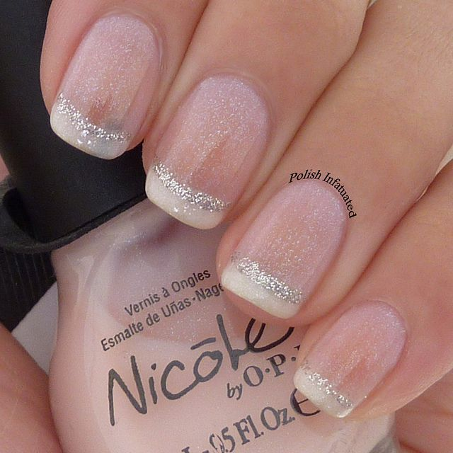 French-Manicure-for-Wedding-Nails