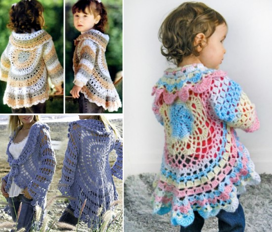 Crochet-Adult-and-Child-Cardigan-Shrug-Free-Crochet-Patterns--550x469