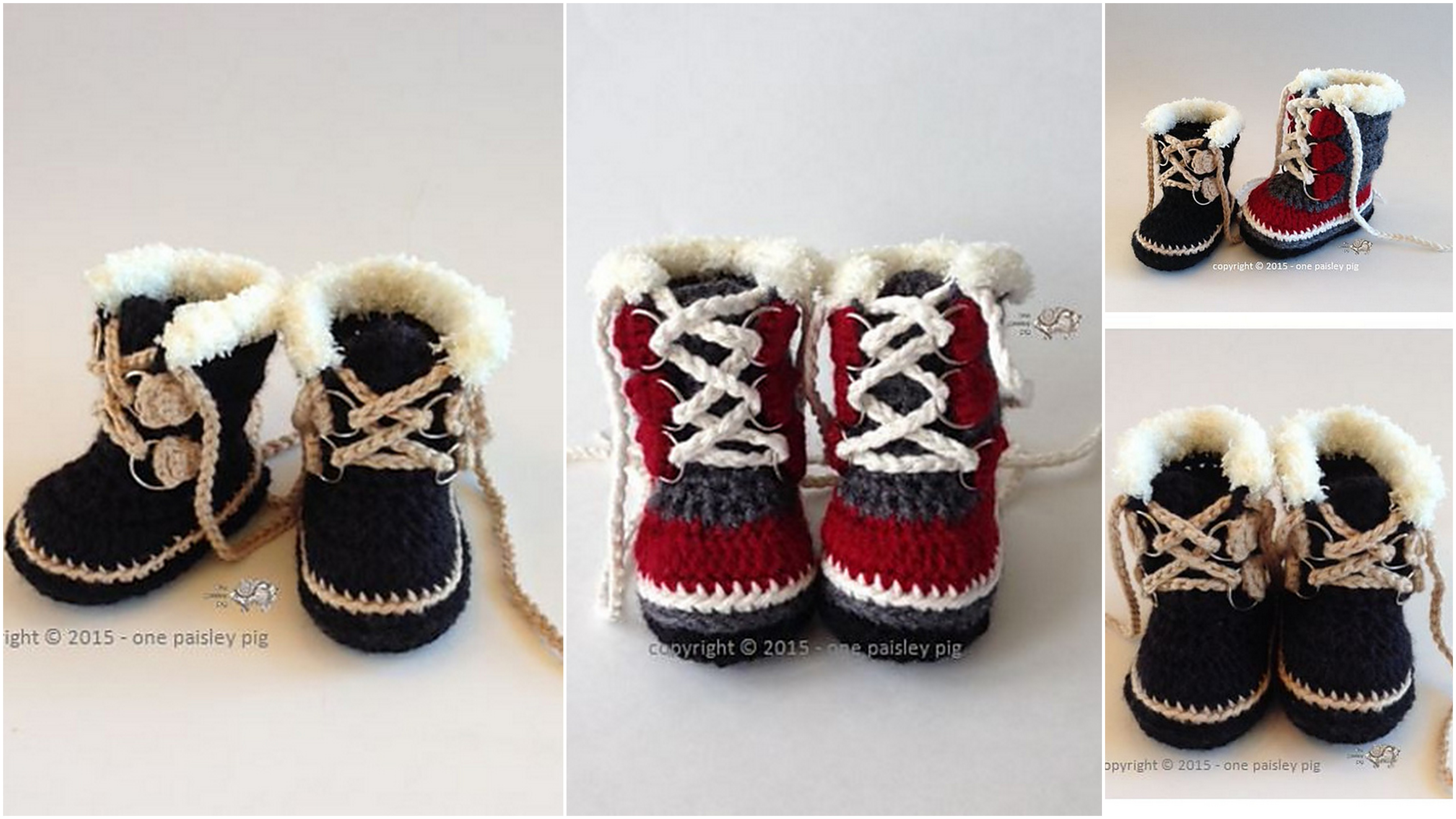 Baby Sorel Pacs Style Winter Boots