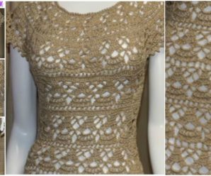 Gorgeous Dress-Step by Step