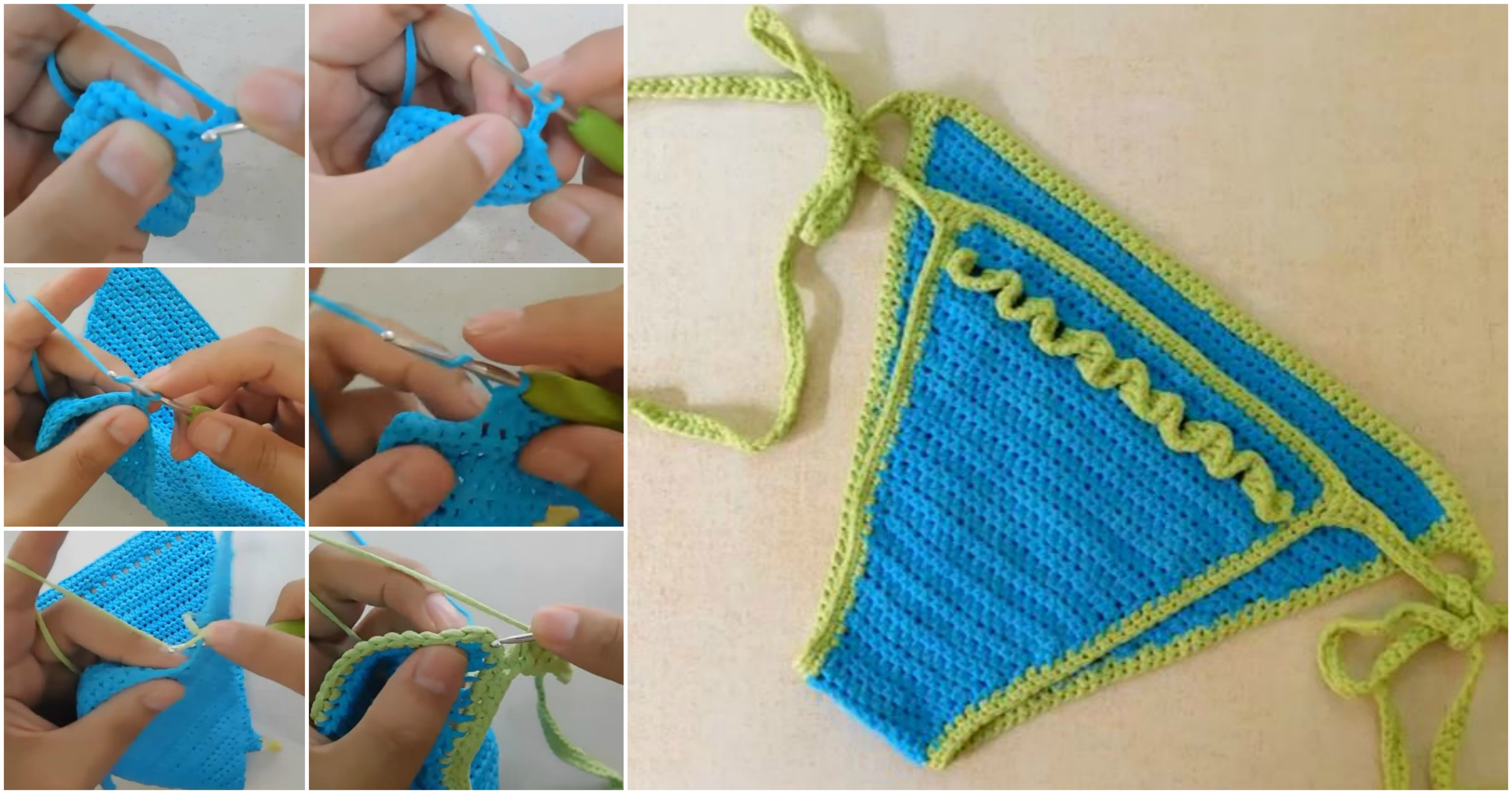 Cutest Bikini=tutorial