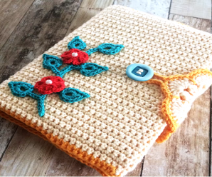 Crochet Beautiful Book Cover