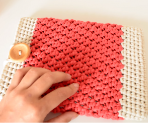 Crochet Ipad/Tablet Cover