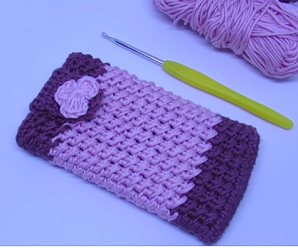 Crochet Phone Case Very Easy Step by Step