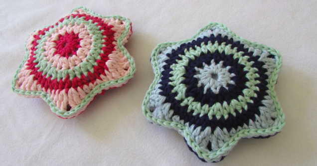 Crochet Cute Pin Cushion|Step by Step