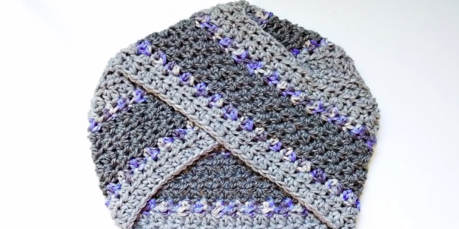 Crochet Gorgeous Headband
